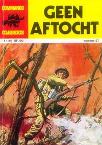 Cover Thumbnail for Commando Classics (Classics/Williams, 1973 series) #67
