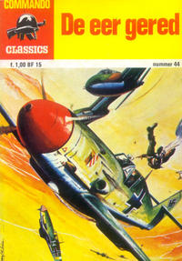 Cover Thumbnail for Commando Classics (Classics/Williams, 1973 series) #44