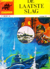 Cover Thumbnail for Commando Classics (Classics/Williams, 1973 series) #53
