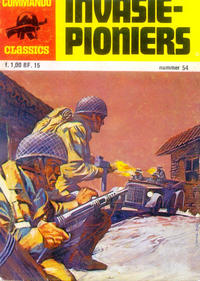 Cover Thumbnail for Commando Classics (Classics/Williams, 1973 series) #54