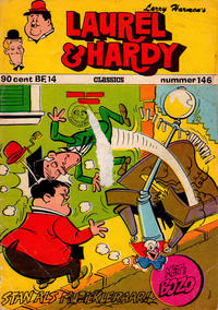 Cover Thumbnail for Laurel en Hardy (Classics/Williams, 1963 series) #146