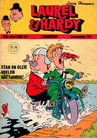 Cover Thumbnail for Laurel en Hardy (Classics/Williams, 1963 series) #127