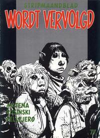 Cover Thumbnail for Wordt Vervolgd (Casterman, 1980 series) #77