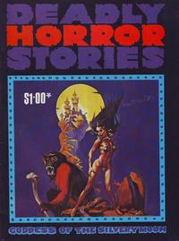 Cover Thumbnail for Deadly Horror Stories (Gredown, 1980 ? series)