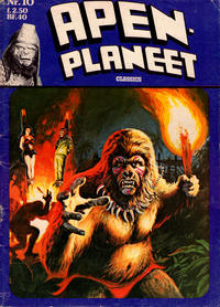 Cover Thumbnail for Apenplaneet (Classics/Williams, 1975 series) #10