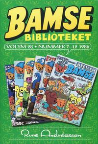 Cover Thumbnail for Bamsebiblioteket (Egmont, 2000 series) #28