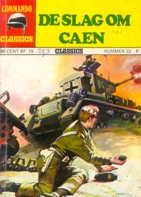 Cover Thumbnail for Commando Classics (Classics/Williams, 1973 series) #33