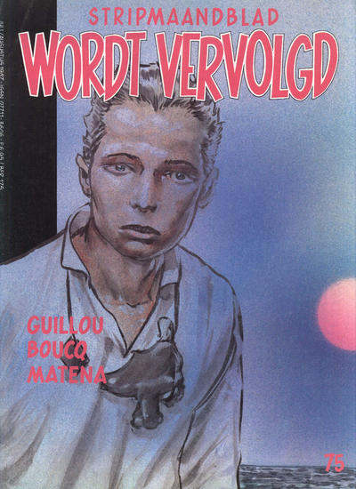 Cover for Wordt Vervolgd (Casterman, 1980 series) #75