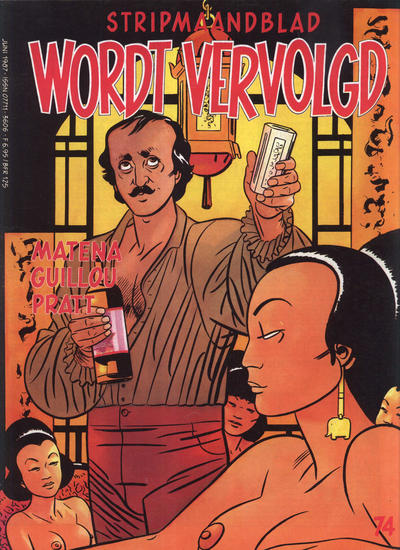 Cover for Wordt Vervolgd (Casterman, 1980 series) #74