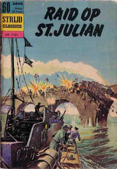 Cover for Strijd Classics (Classics/Williams, 1964 series) #1101