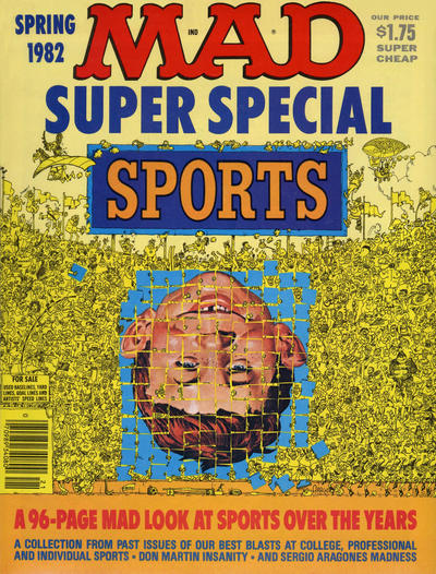 Cover for MAD Special [MAD Super Special] (EC, 1970 series) #38