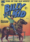 Cover for Billy the Kid Adventure Magazine (World Distributors, 1953 series) #2