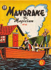 Cover for Mandrake the Magician (Feature Productions, 1950 ? series) #14