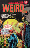 Cover for Weird Mystery Tales (K. G. Murray, 1972 series) #30
