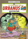 Cover for De avonturen van Urbanus (Standaard Uitgeverij, 1996 series) #138 - Ghostprutsers