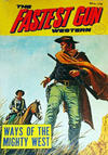 Cover for The Fastest Gun Western (K. G. Murray, 1972 series) #15