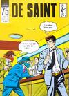 Cover for De Saint (Classics/Williams, 1967 series) #2201