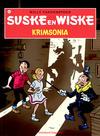 Cover for Suske en Wiske (Standaard Uitgeverij, 1967 series) #316 - Krimsonia
