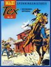 Cover for Maxi Tex (Hjemmet / Egmont, 2008 series) #43 - Selvmordsoppdrag