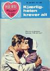 Cover for Hjerterevyen (Serieforlaget / Se-Bladene / Stabenfeldt, 1960 series) #34/1971