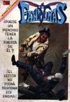 Cover for Fantomas (Editorial Novaro, 1969 series) #12