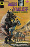 Cover for Boris Karloff Tales of Mystery (Western, 1963 series) #74 [Whitman]