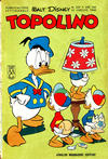 Cover for Topolino (Arnoldo Mondadori Editore, 1949 series) #557