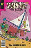 Cover for Popeye the Sailor (Western, 1978 series) #155 [Whitman]