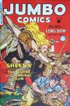 Cover for Jumbo Comics (H. John Edwards, 1950 ? series) #13