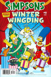 Cover for The Simpsons Winter Wingding (Bongo, 2006 series) #10