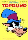 Cover for Topolino (Arnoldo Mondadori Editore, 1949 series) #760