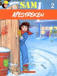 Cover Thumbnail for Sam (Standaard Uitgeverij, 1990 series) #2 - Apestreken