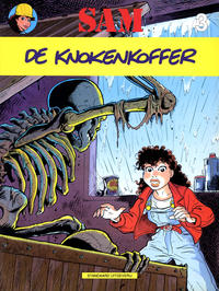 Cover Thumbnail for Sam (Standaard Uitgeverij, 1990 series) #3 - De knokenkoffer