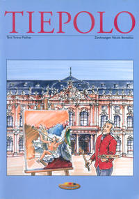 Cover Thumbnail for Tiepolo (PalettiComics, 1996 series)