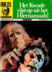 Cover Thumbnail for Griezel Classics (Classics/Williams, 1974 series) #7