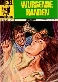 Cover Thumbnail for Griezel Classics (Classics/Williams, 1974 series) #5