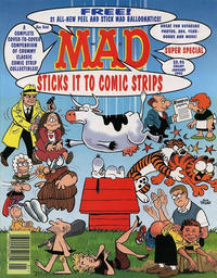 Cover Thumbnail for MAD Special [MAD Super Special] (EC, 1970 series) #101