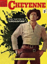 Cover Thumbnail for Picture Story Pocket Western (World Distributors, 1958 series) #10