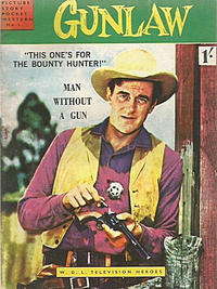 Cover Thumbnail for Picture Story Pocket Western (World Distributors, 1958 series) #1