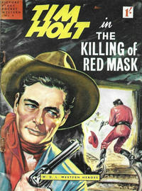 Cover Thumbnail for Picture Story Pocket Western (World Distributors, 1958 series) #4