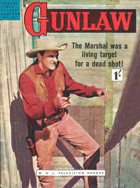 Cover Thumbnail for Picture Story Pocket Western (World Distributors, 1958 series) #13