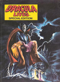 Cover Thumbnail for Dracula Lives Special Edition (World Distributors, 1975 series)