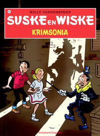 Cover Thumbnail for Suske en Wiske (Standaard Uitgeverij, 1967 series) #316 - Krimsonia