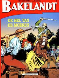 Cover for Bakelandt (Standaard Uitgeverij, 1993 series) #8