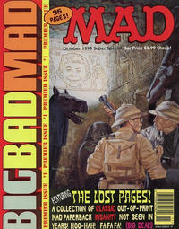 Cover for Mad Special [Mad Super Special] (EC, 1970 series) #107