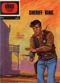 Cover Thumbnail for Ohee (Het Volk, 1963 series) #427