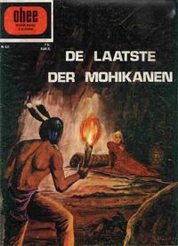Cover Thumbnail for Ohee (Het Volk, 1963 series) #431
