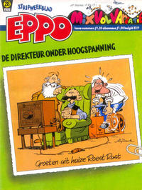 Cover Thumbnail for Eppo (Oberon, 1975 series) #28/1981