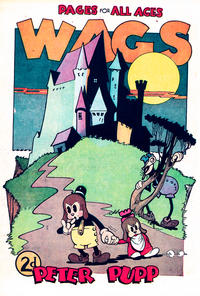 Cover Thumbnail for Wags [UK] (Editors Press Service, 1937 series) #28