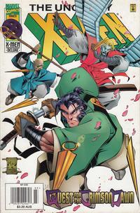 Cover Thumbnail for The Uncanny X-Men (Marvel, 1981 series) #330 [Australian Newsstand]